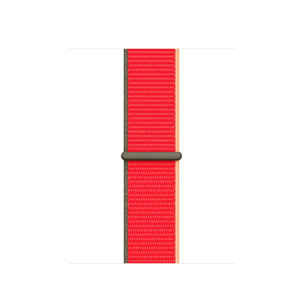 Apple 40 Mm Sport Loop One Size Red