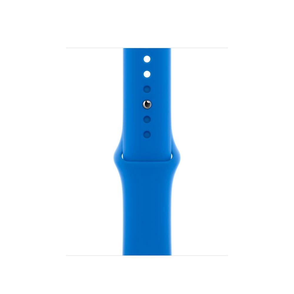 Apple 40 Mm Sport One Size Capri Blue