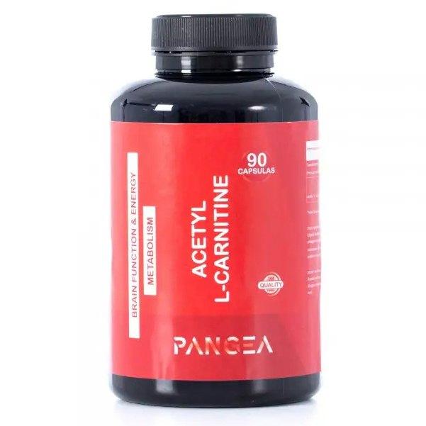 Pangea Acetyl L-carnitine 90 Units One Size