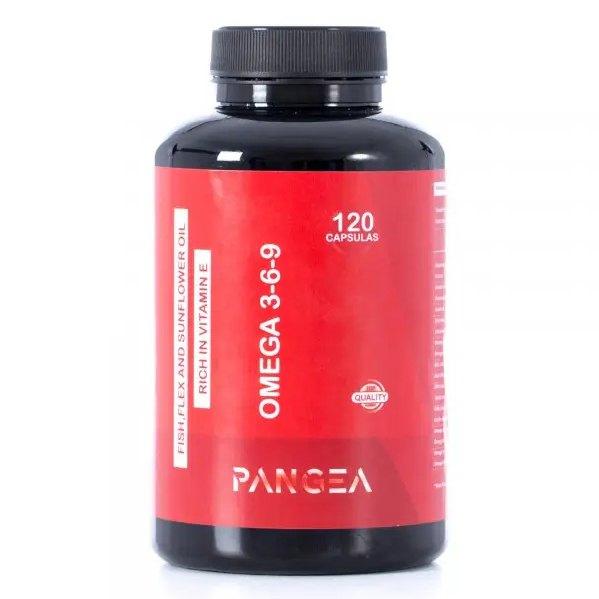 Pangea Omega 3-6-9 120 Units One Size