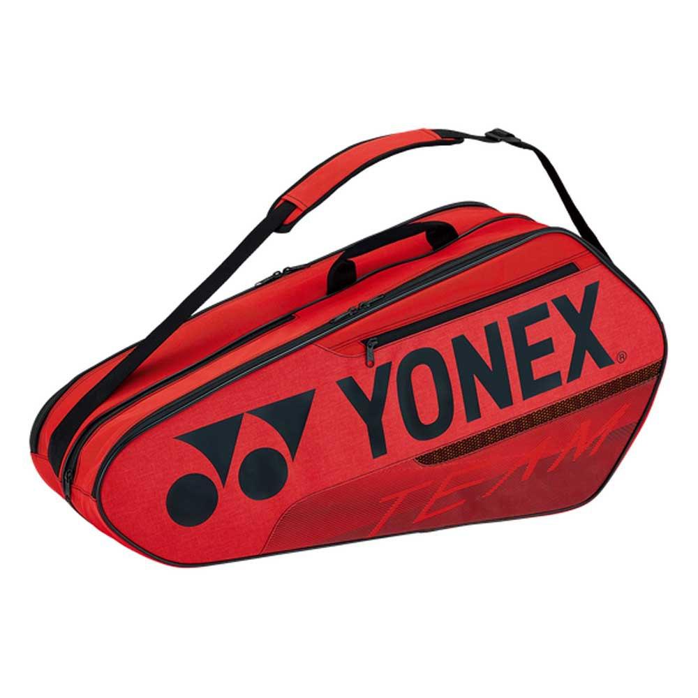 Yonex Sac Raquettes Team One Size Red