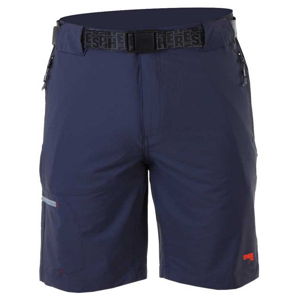 Sphere-pro Zundap Shorts 44 Jeans Blue / Light Grey