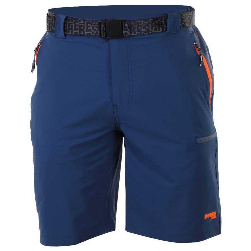Sphere-pro Zenith Shorts 42 Vivid Blue / Grey Blue / Fluor
