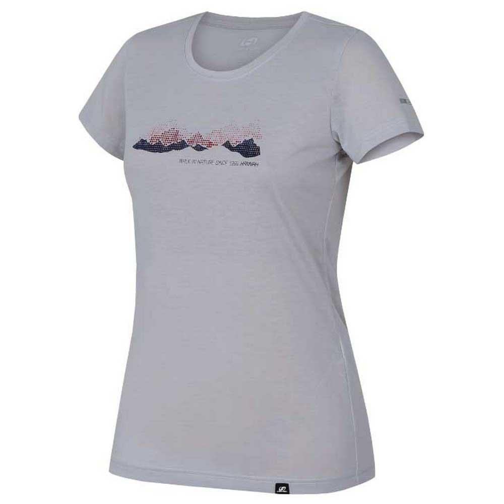 Hannah T-shirt Manche Courte Corey Ii 36 Gray Violet