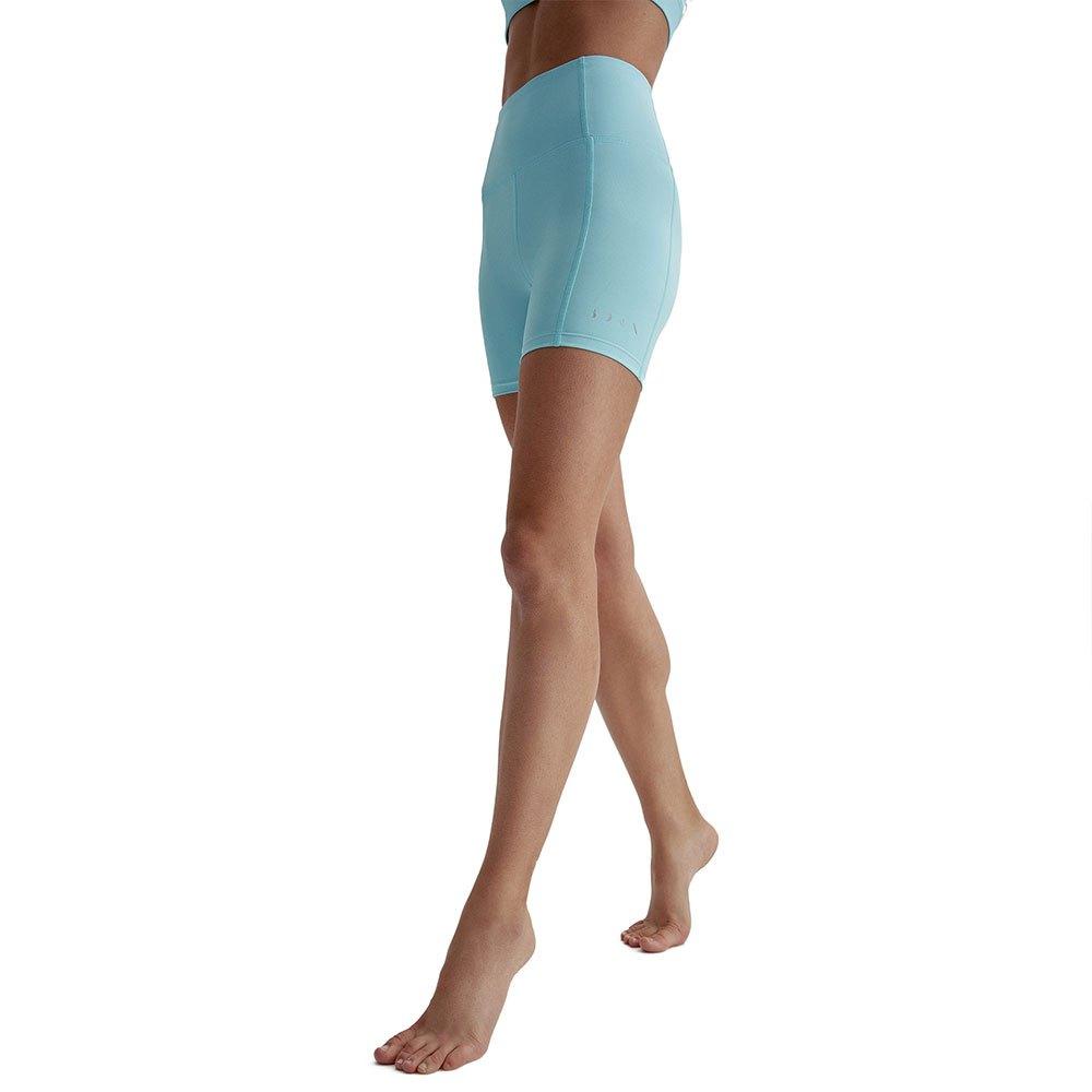 Born Living Yoga Leggings Courts Parvati S Sky Blue