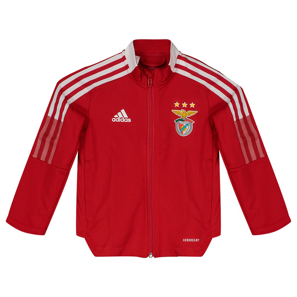Adidas Blouson Sl Benfica 21/22 Junior 152 cm Team Power Red