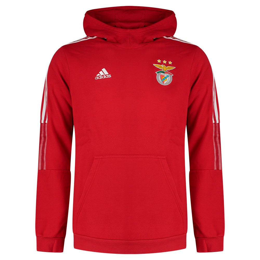 Adidas Veste Survêtement Capuche Sl Benfica 21/22 XL Team Power Red