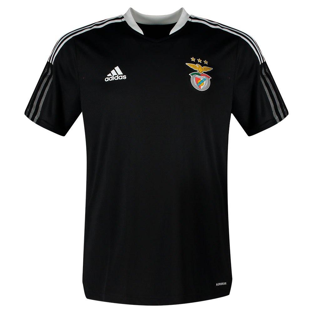 Adidas T-shirt D´entraînement Manches Courtes Sl Benfica 21/22 XL Black