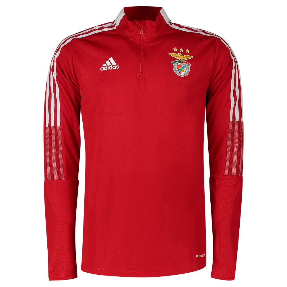 Adidas Veste Survêtement Sl Benfica 21/22 L Team Power Red