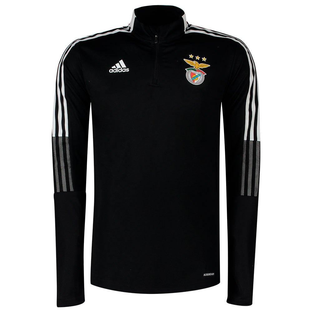 Adidas Veste Survêtement Sl Benfica 21/22 M Black
