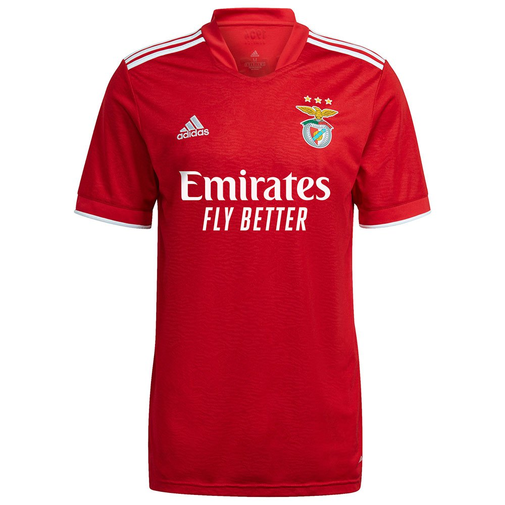 Adidas T-shirt Sl Benfica 21/22 Domicile L Benfica Red