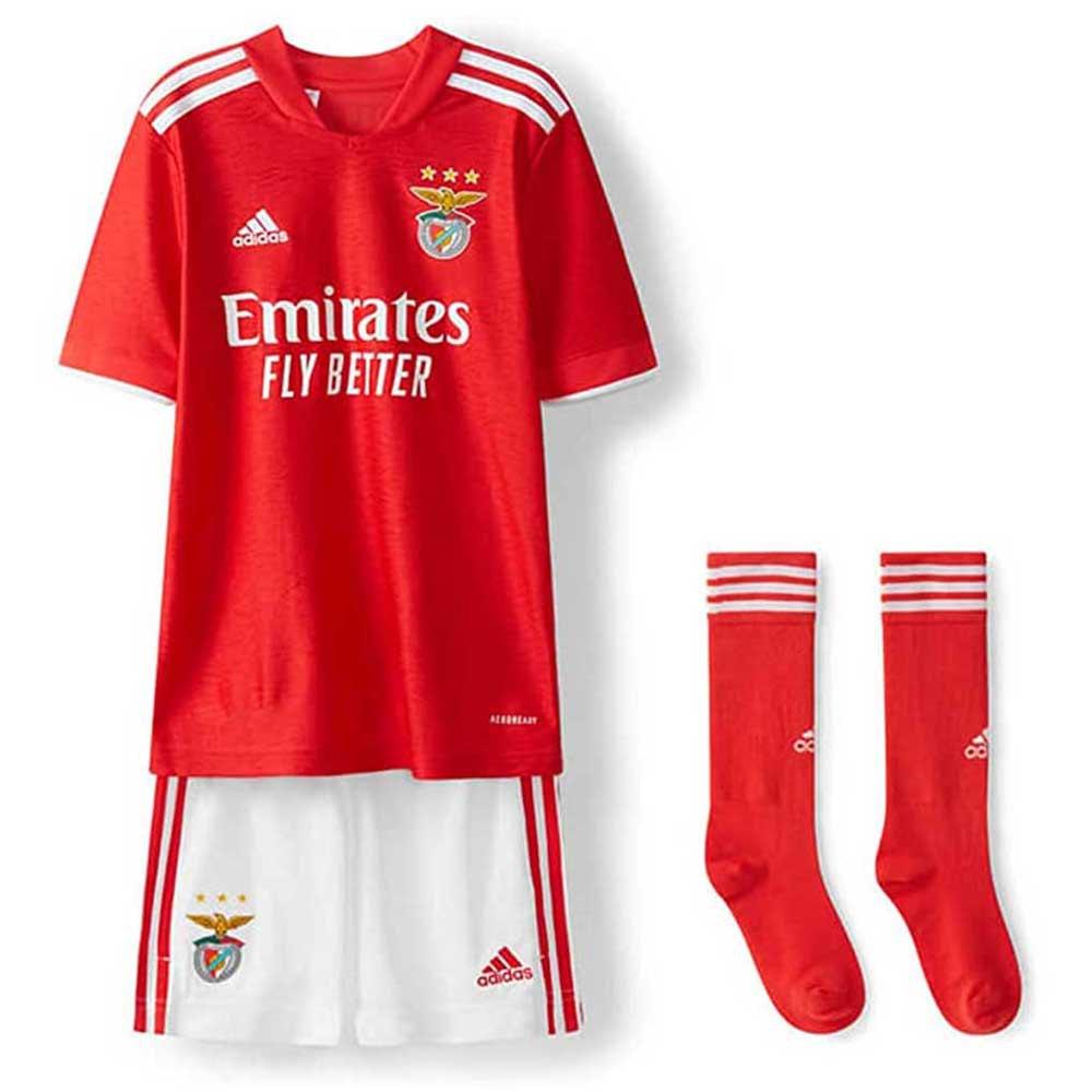 Adidas Mini Kit Sl Benfica 21/22 Domicile Junior 128 cm Benfica Red