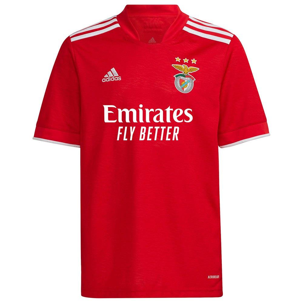Adidas T-shirt Sl Benfica 21/22 Domicile Junior 140 cm Benfica Red