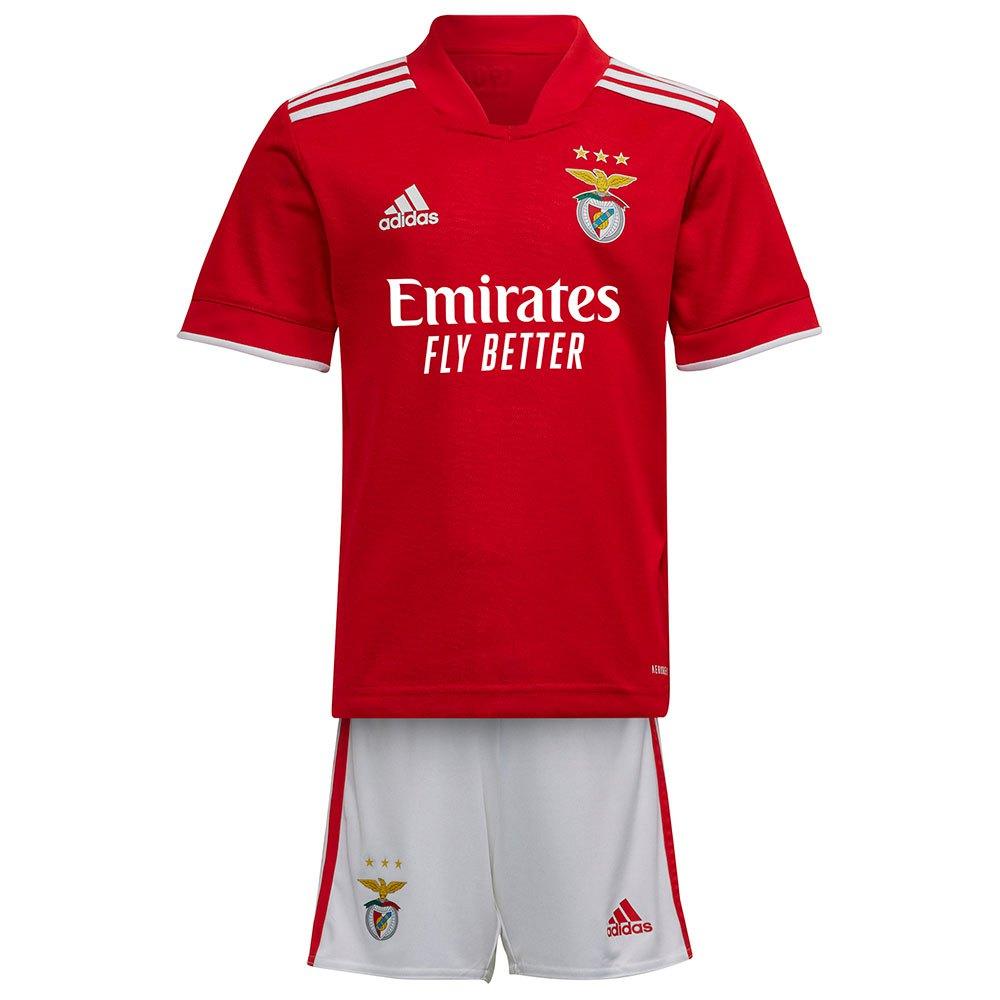 Adidas Mini Kit Sl Benfica 21/22 Domicile Junior 104 cm Benfica Red 1