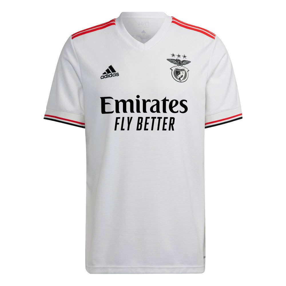 Adidas T-shirt Sl Benfica 21/22 Extérieur S White