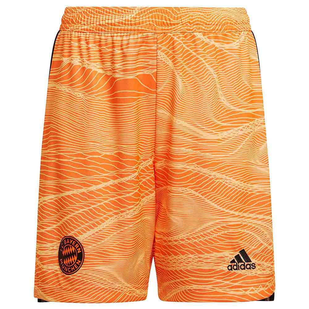 Adidas Short Gardien But Fc Bayern Munich 21/22 Gardien XL Acid Orange