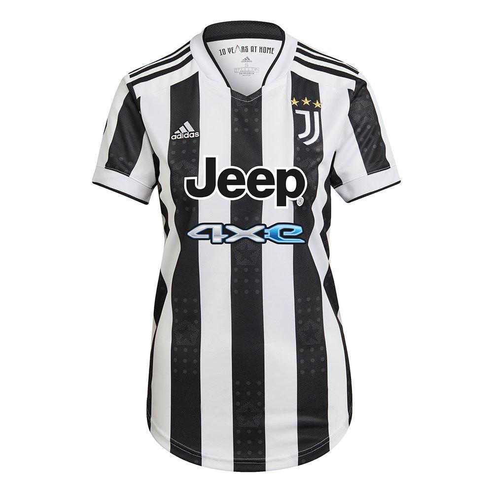 Adidas T-shirt Juventus 21/22 Domicile Woman XL White / Black