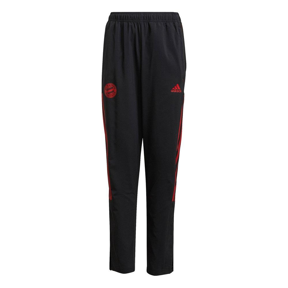Adidas Pantalon Long Fc Bayern Munich 21/22 Junior 140 cm Black