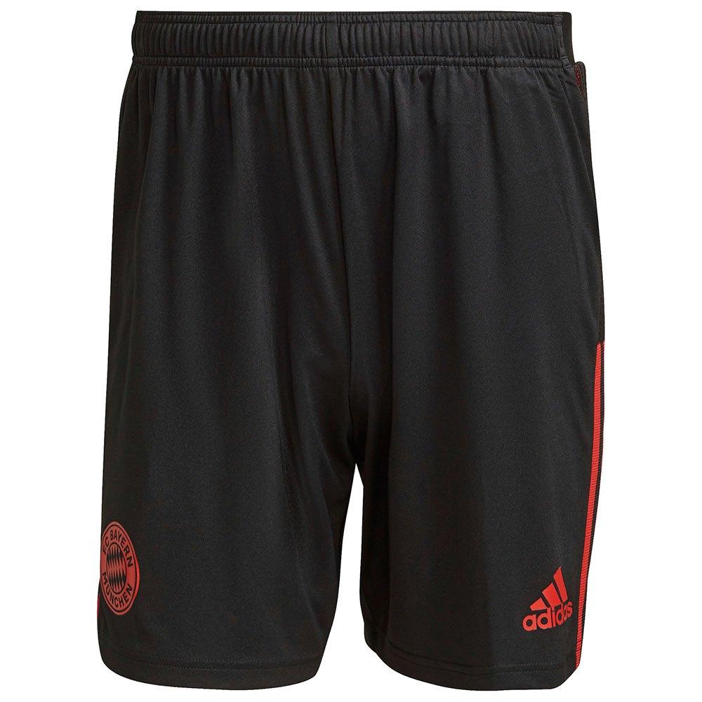Adidas Le Short Fc Bayern Munich 21/22 M Black
