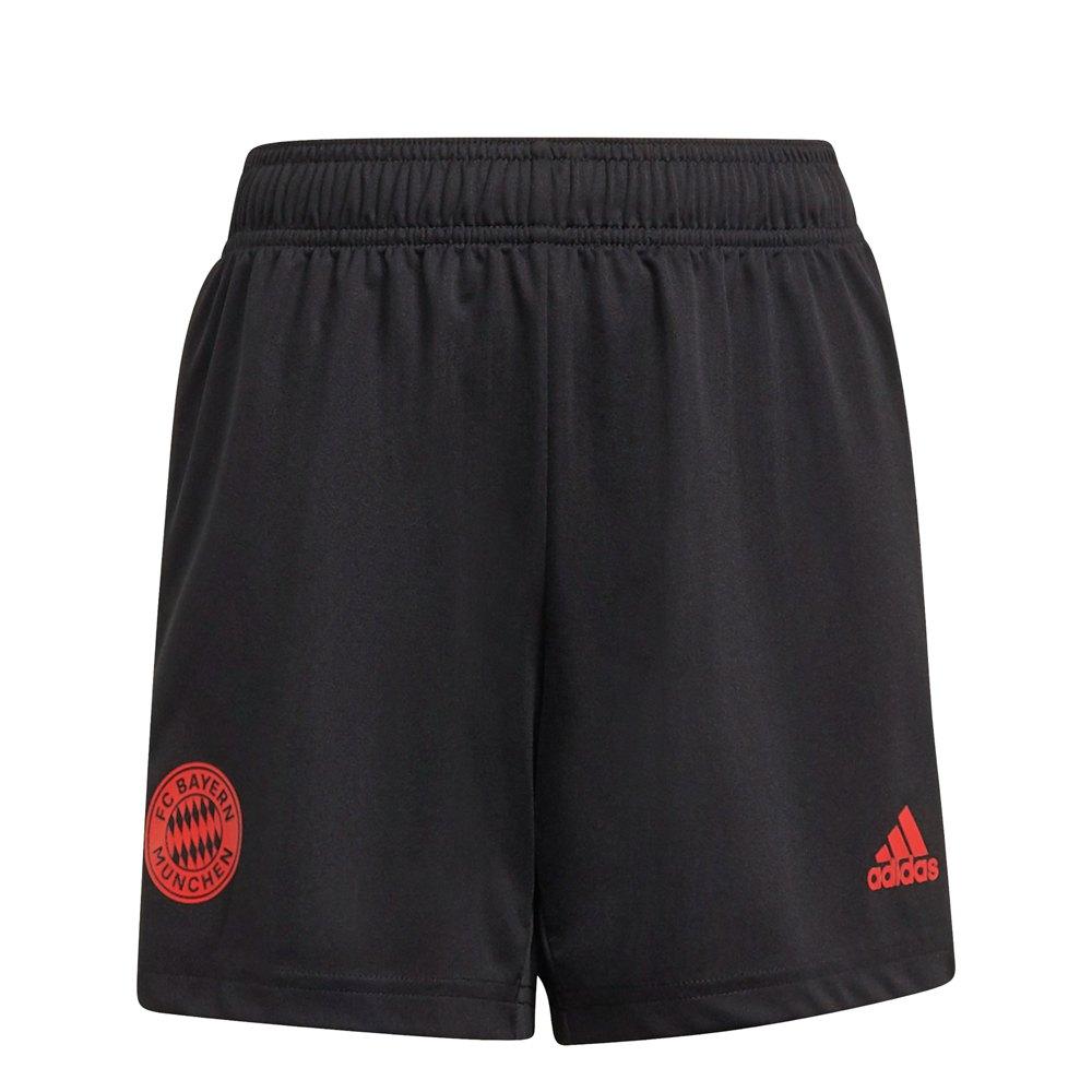 Adidas Le Short Fc Bayern Munich 21/22 Woman S Black
