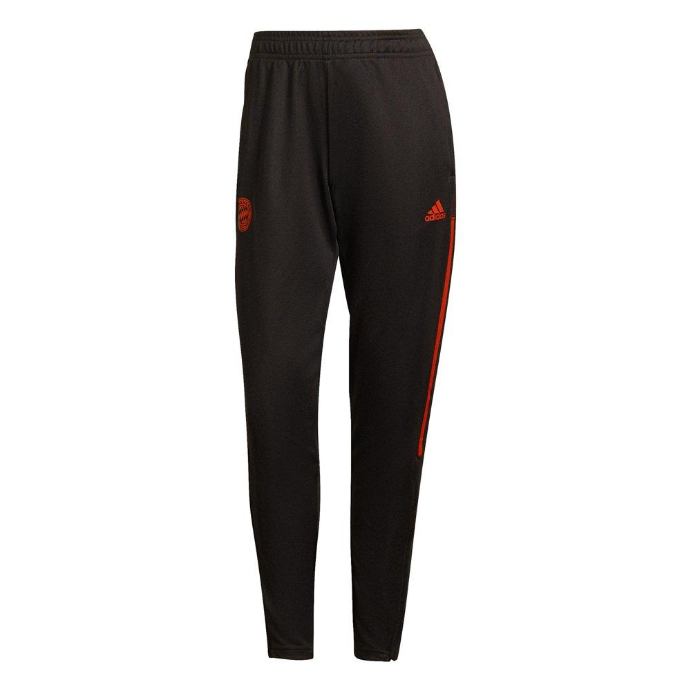 Adidas Pantalon D´entraînement Long Fc Bayern Munich 21/22 Woman M Black