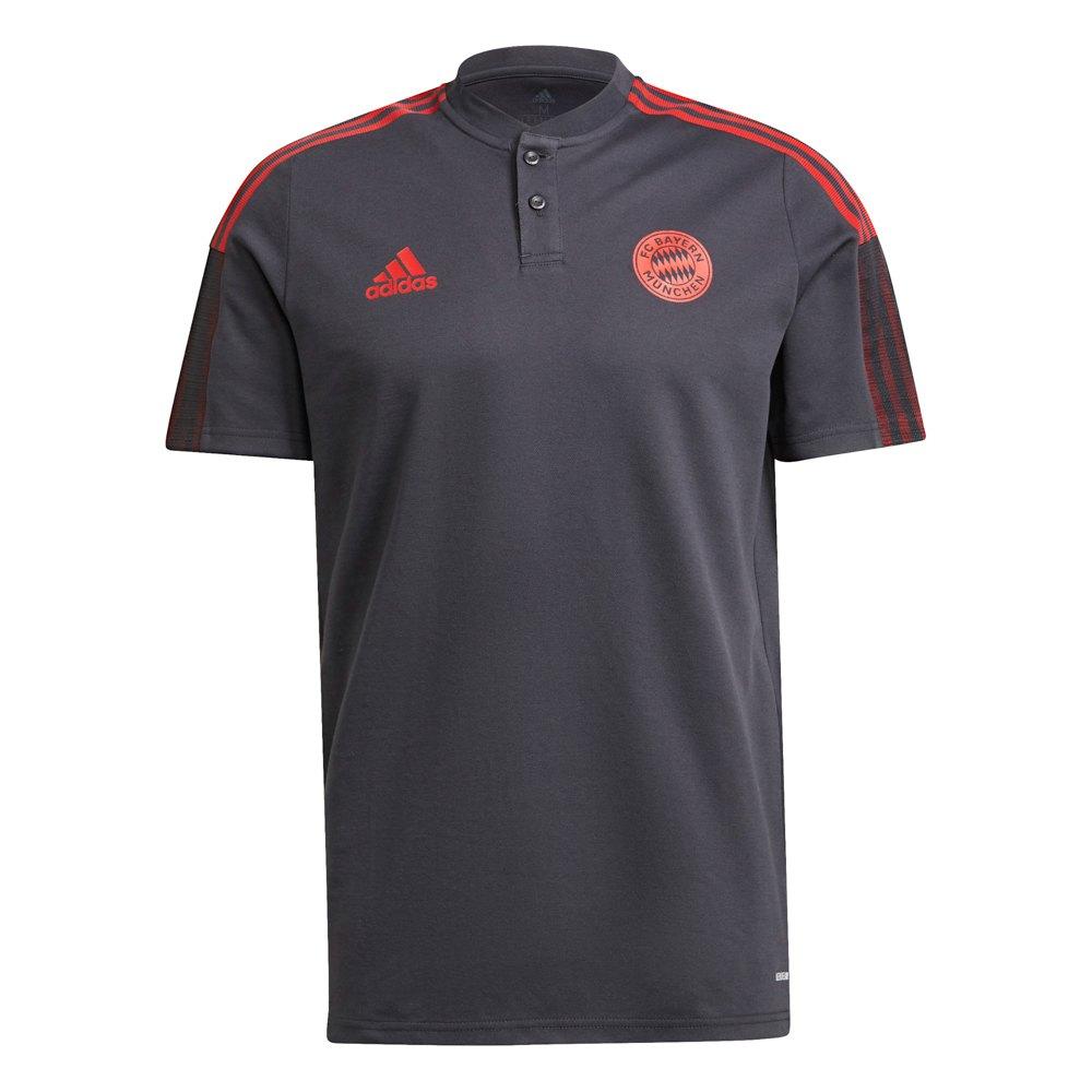 Adidas Polo Fc Bayern Munich 21/22 M Night Grey