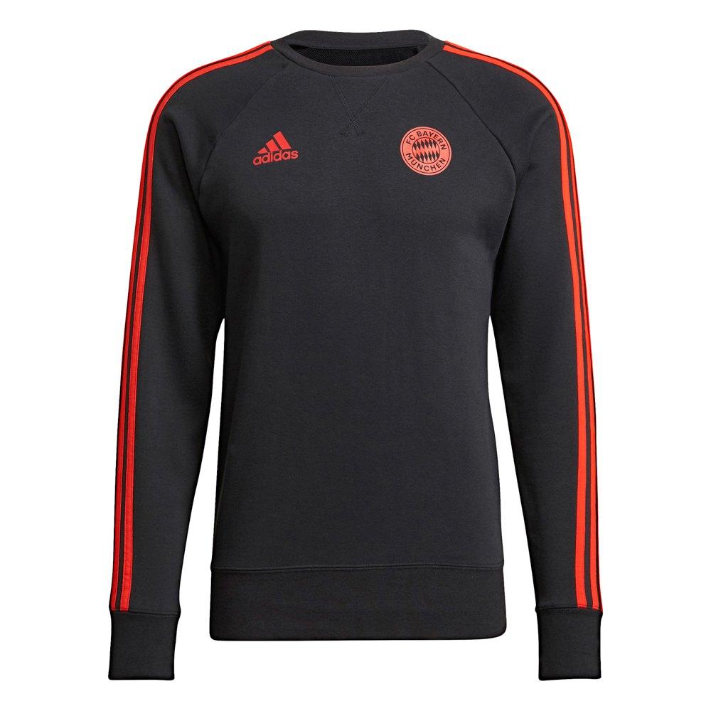 Adidas Sweat-shirt Fc Bayern Munich 21/22 XXL Black