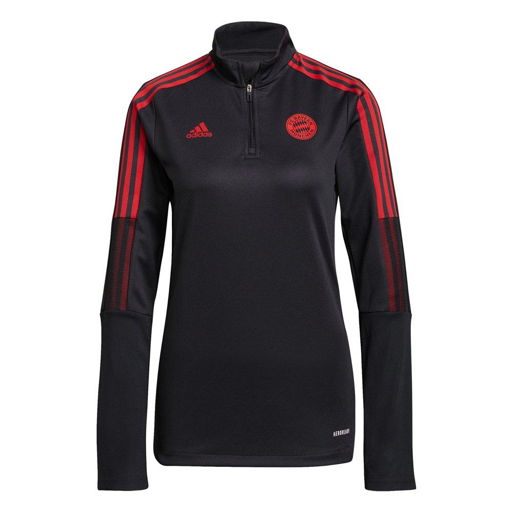 Adidas Veste Survêtement Fc Bayern Munich 21/22 Woman L Night Grey