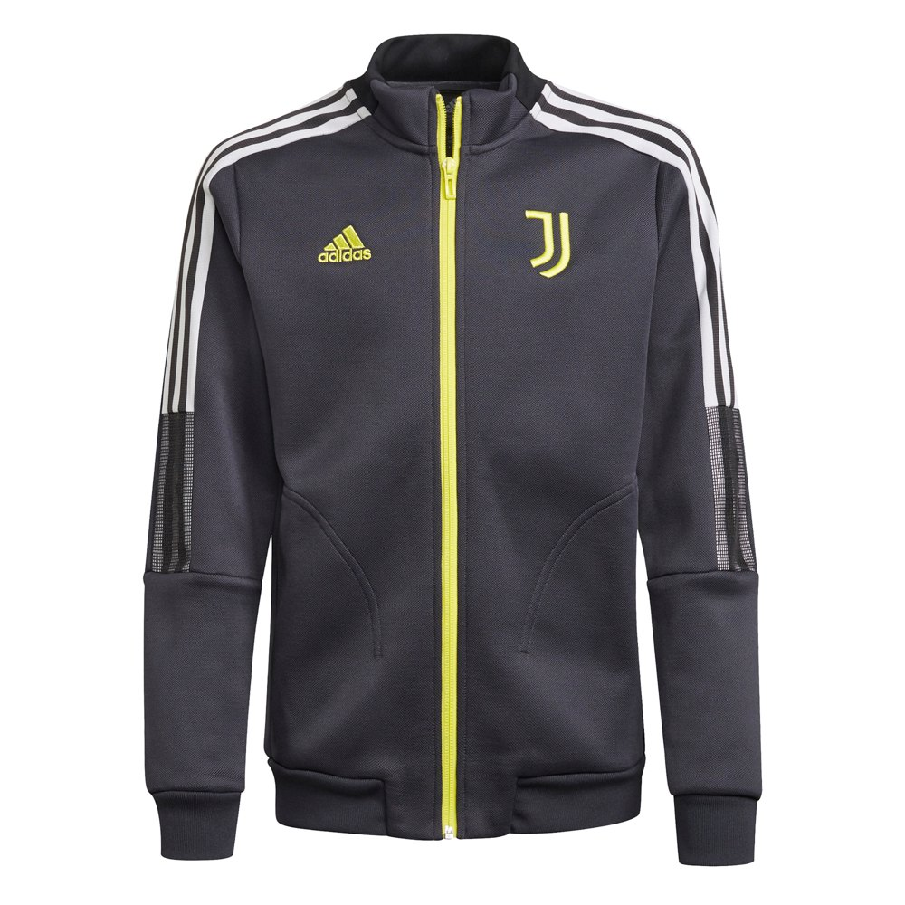 Adidas Blouson Juventus 21/22 Junior 140 cm Carbon