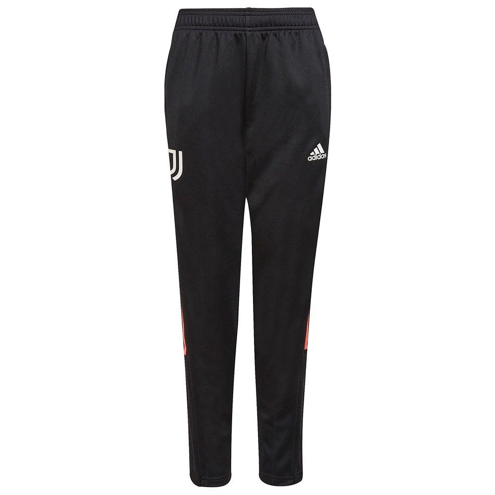 Adidas Pantalon D´entraînement Long Juventus 21/22 Junior 152 cm Black / Turbo