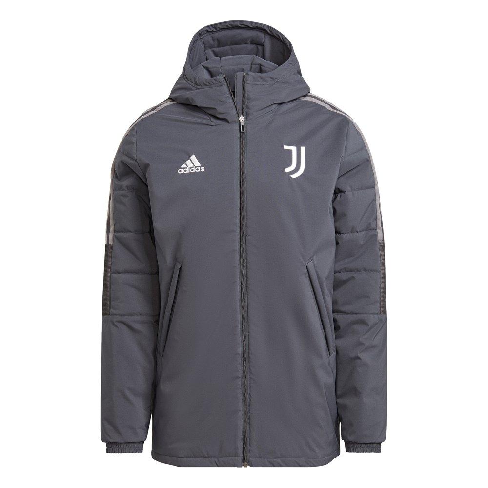 Adidas Veste Coupe-vent Juventus 21/22 XS Carbon