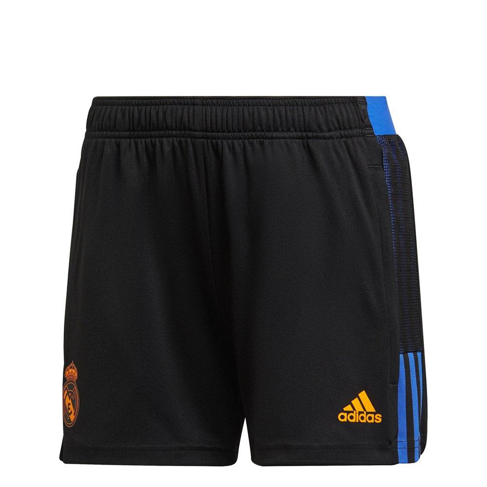 Adidas Le Short Real Madrid 21/22 Woman XL Black