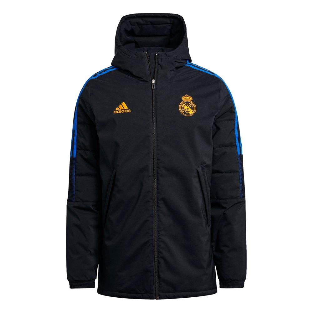 Adidas Veste Coupe-vent Real Madrid 21/22 L Black
