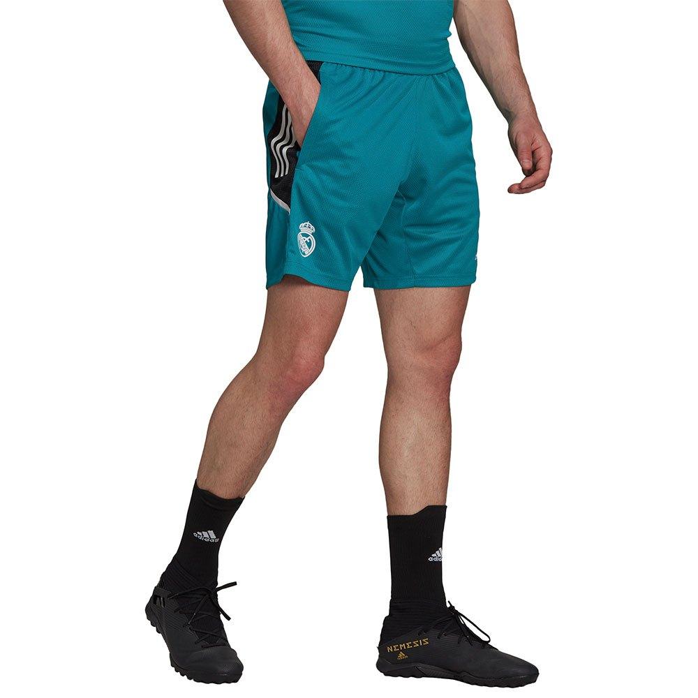 Adidas Le Short Real Madrid 21/22 Eu XS Blast Emerald