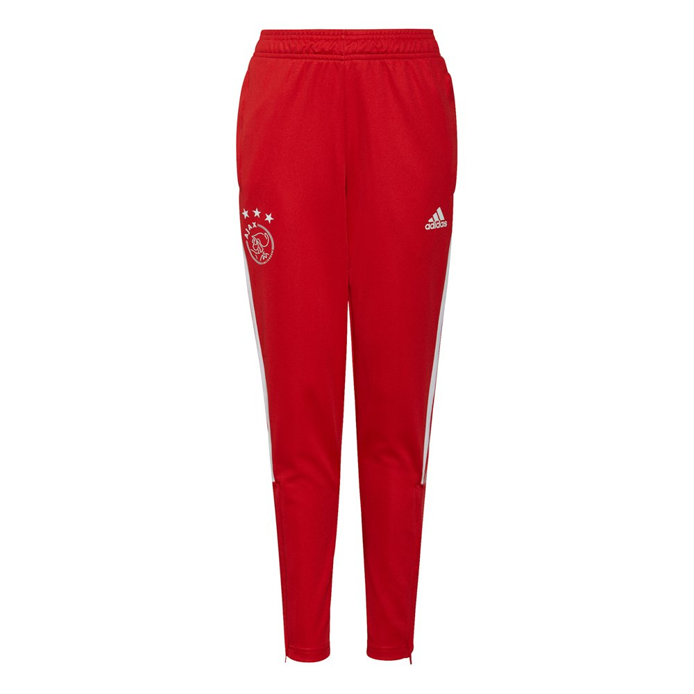 Adidas Pantalon D´entraînement Long Ajax 21/22 Junior 164 cm Team Colleg Red