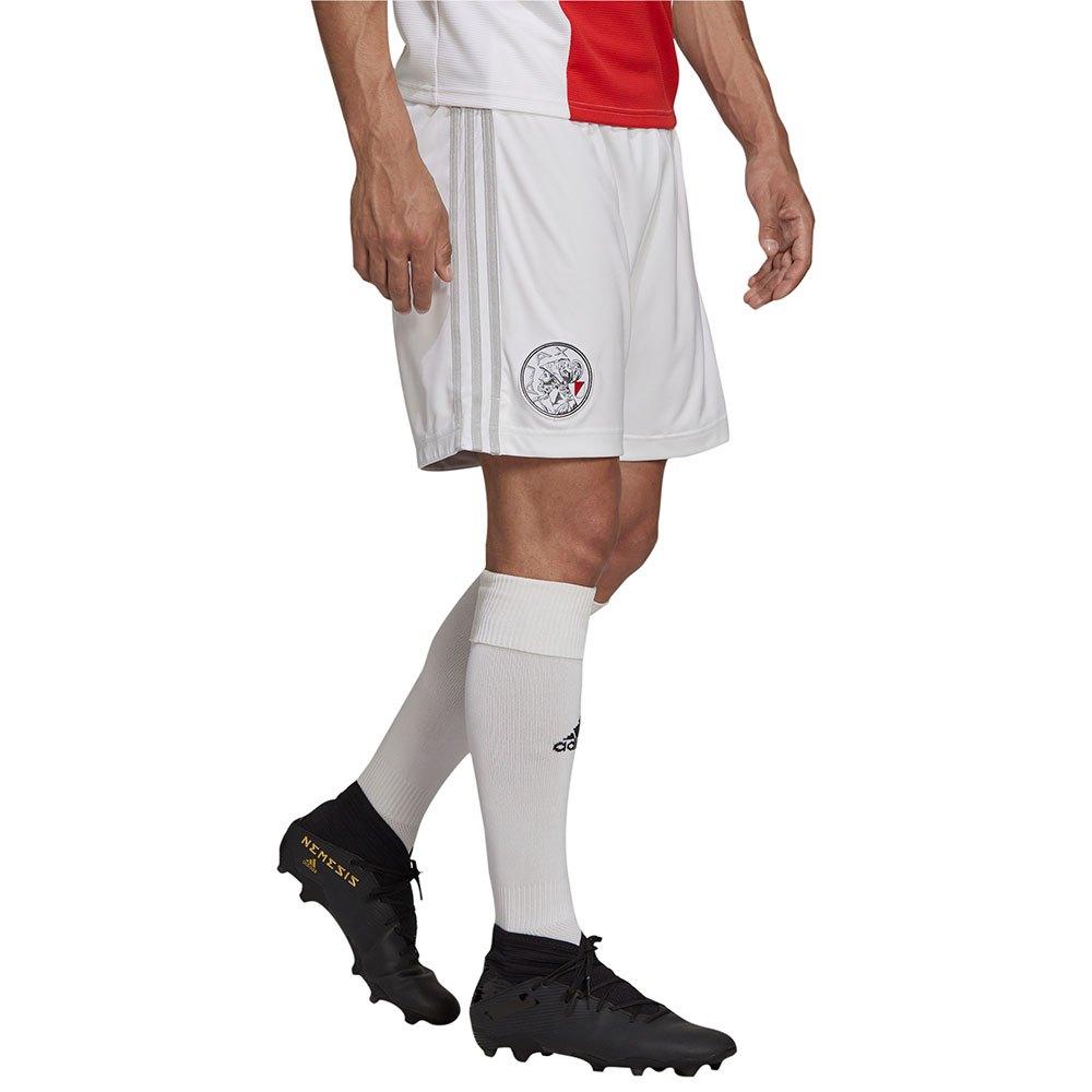 Adidas Le Short Ajax 21/22 Domicile XS White / Stone