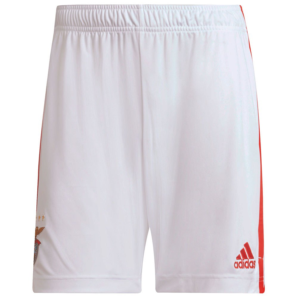 Adidas Le Short Sl Benfica 21/22 Domicile S White / Benfica Red