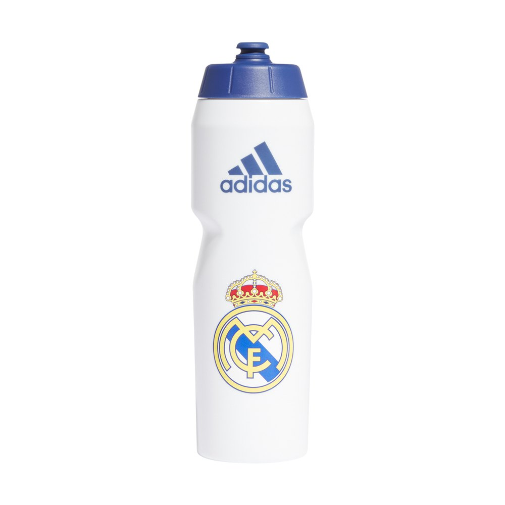 Adidas Bouteille Real Madrid 750ml One Size White / Victory Blue