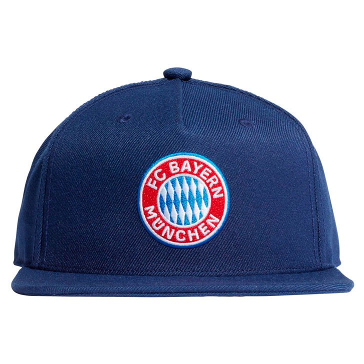 Adidas Casquette Fc Bayern Munich 21/22 58 cm Dark Blue / White