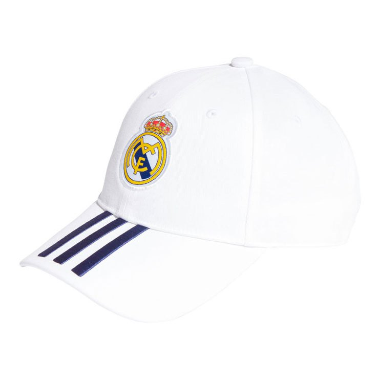 Adidas Casquette Real Madrid 21/22 54 cm White / Victory Blue
