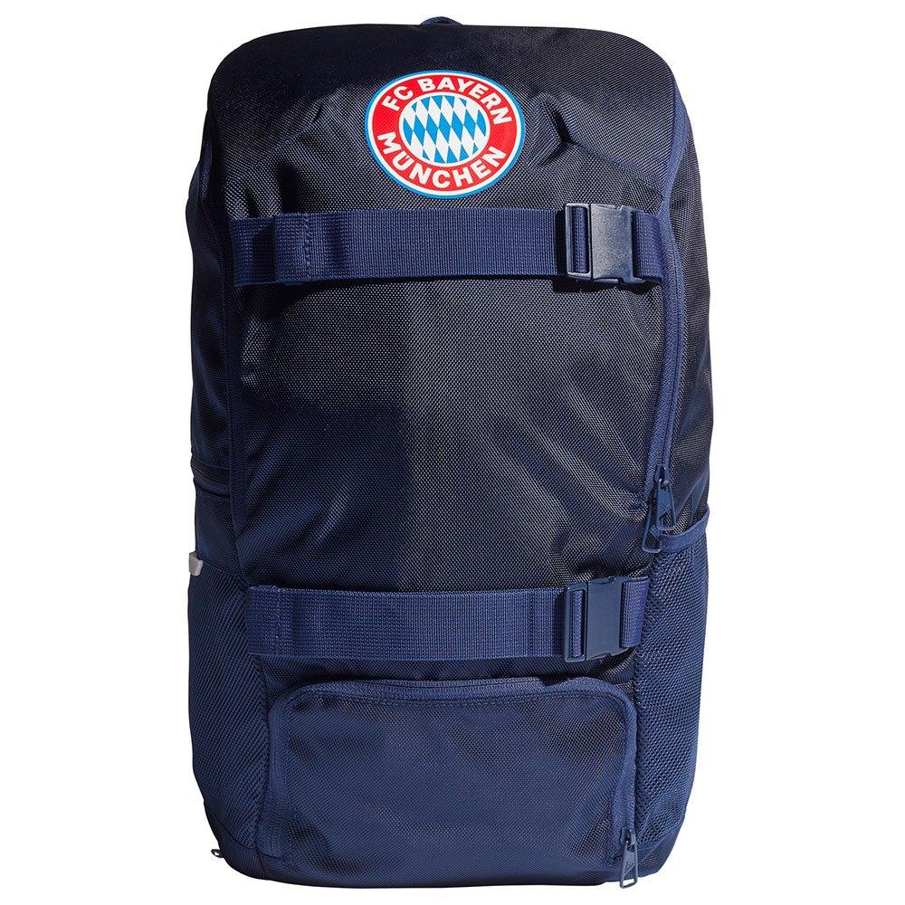 Adidas Cartable Fc Bayern Munich 21/22 One Size Dark Blue / White