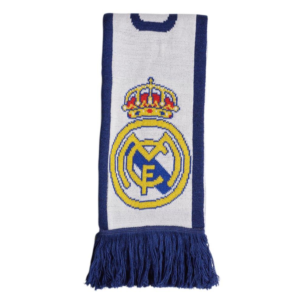 Adidas Écharpe Real Madrid 58 cm White / Victory Blue