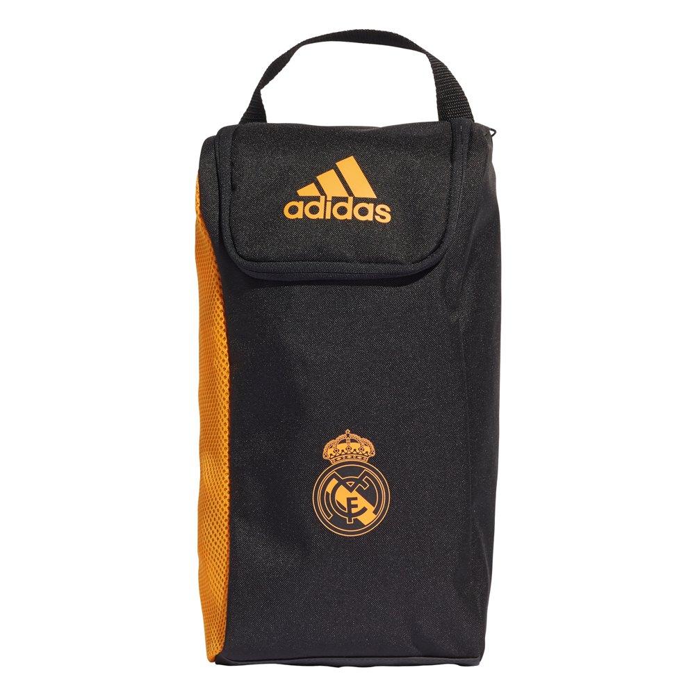 Adidas Porte-bottes Real Madrid 21/22 One Size Black / Lucky Orange