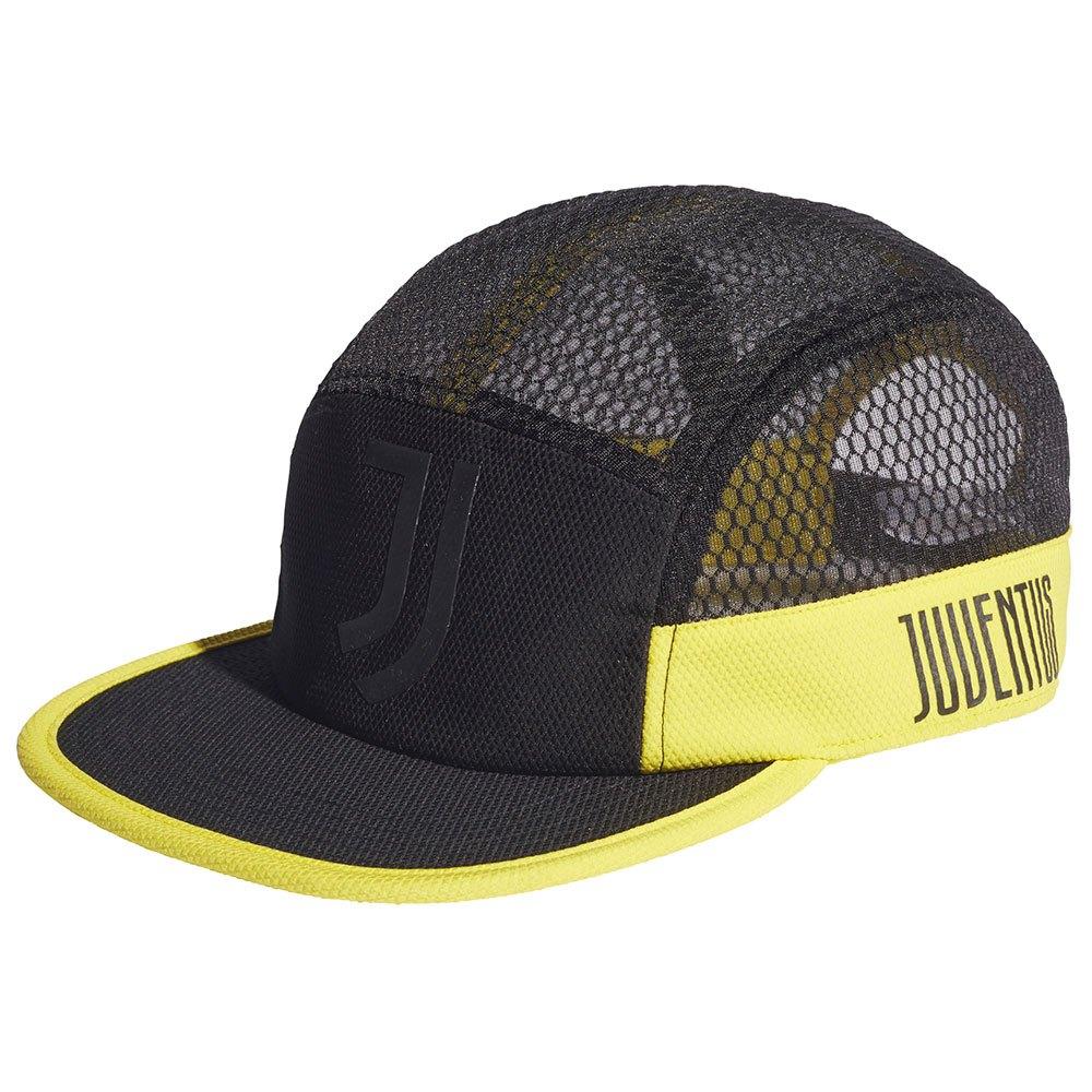 Adidas Casquette Juventus 21/22 58 cm Black / Shock Yellow