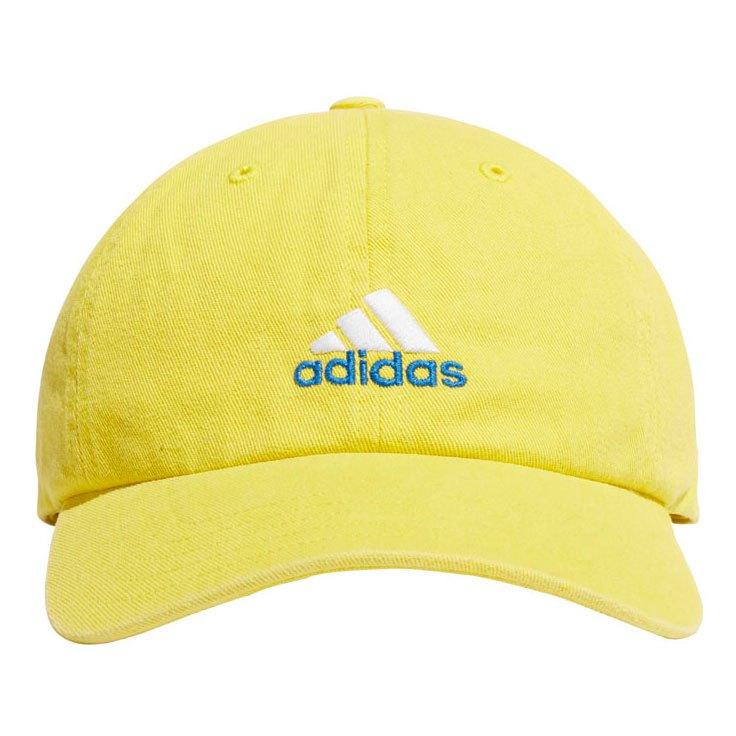 Adidas Casquette Juventus 21/22 58 cm Shock Yellow / Hi-Res Blue S18