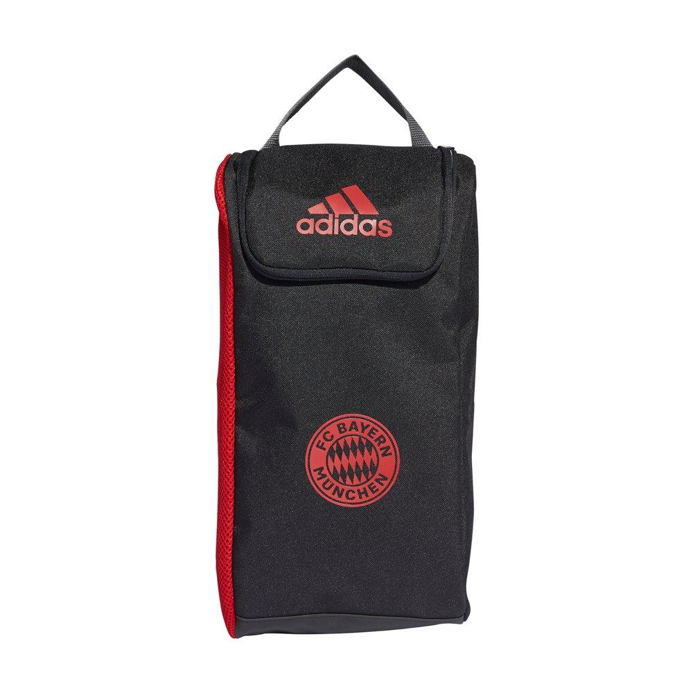 Adidas Porte-bottes Fc Bayern Munich 21/22 One Size Black / Fcb True Red