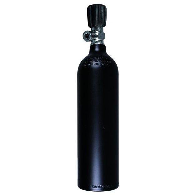 Bts Aluminium Tauchflaschen 0.85l 200 Bar Inertgasventil Sauerstoffflaschen Aluminium Tauchflaschen 0.85l 200 Bar Inertgasventil