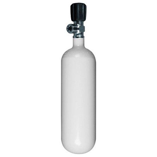 Bts Aluminium Tauchflaschen 1l 200 Bar Inertgasventil Sauerstoffflaschen Aluminium Tauchflaschen 1l 200 Bar Inertgasventil