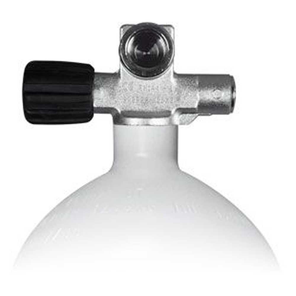 Bts Stahltauchflaschen 10l 230 Bar Links Erweiterbares Ventil Sauerstoffflaschen Stahltauchflaschen 10l 230 Bar Links Erweiterbares Ventil