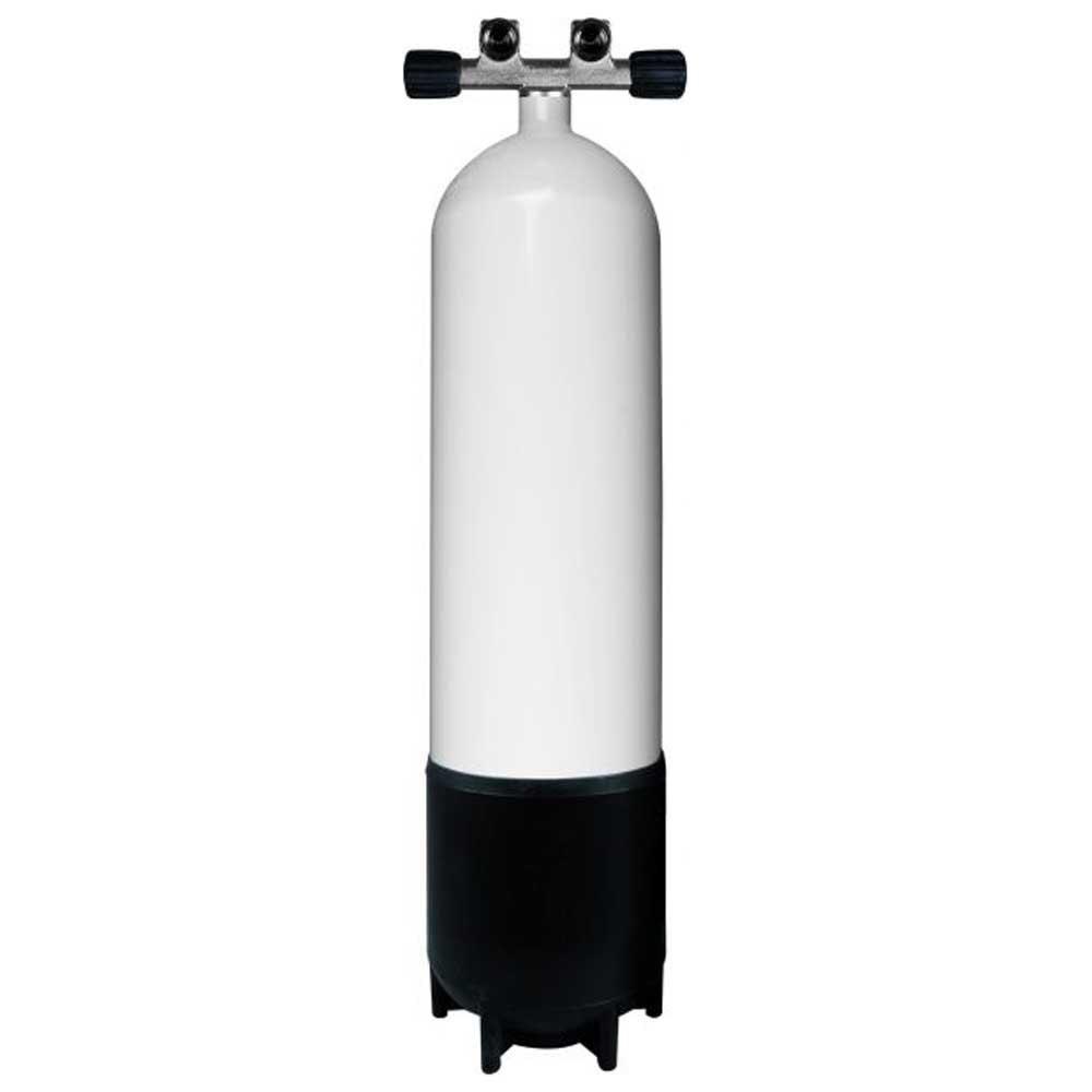 Bts Stahltauchflaschen 10l 230 Bar Doppelventile Mit 2 Festen Ausgänge Sauerstoffflaschen Stahltauchflaschen 10l 230 Bar Doppelventile Mit 2 Festen Ausgänge